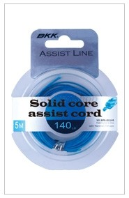 Solid core assist cord