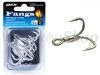 BKK Fangs Treble Hooks 6066-5X-NP