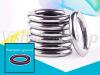 BKK massieve ringen zijn vervaardigd uit hoogwaardig roestvrij staal om roest te voorkomen