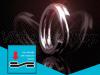 Split ringen vervaardigd uit hoogwaardig roestvrij staal om roestvorming te voorkomen